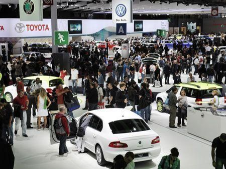 Latest from the Paris Motor Show