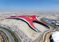 Aldar's Ferrari World theme park opens in Abu Dhabi