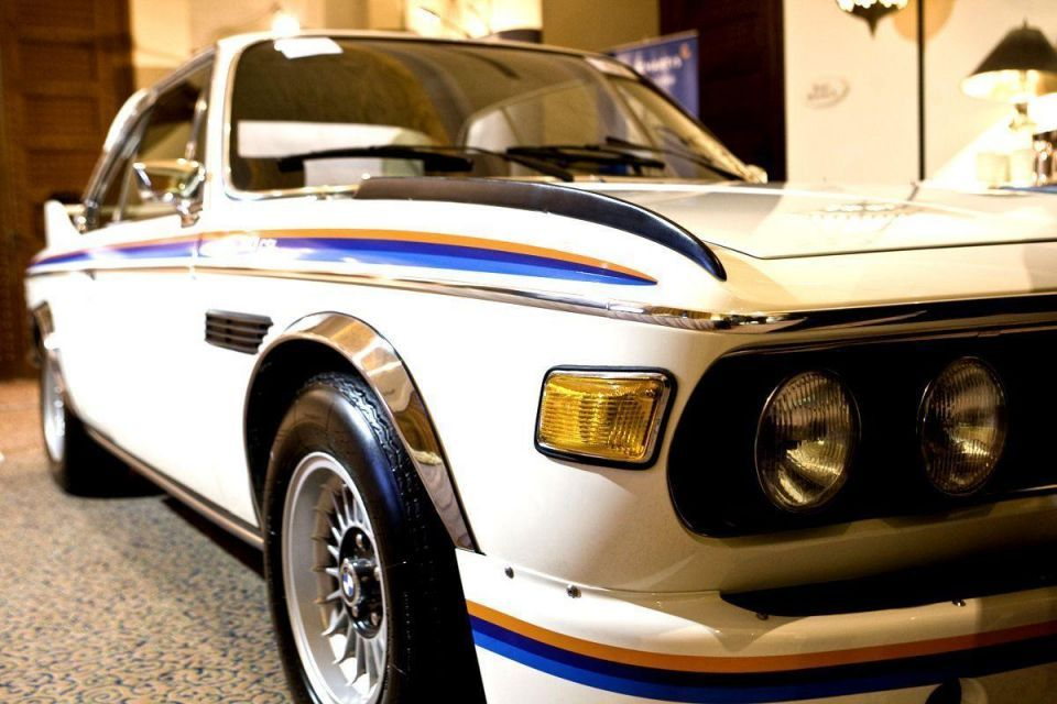Classic cars a hit at Bonhams' sixth Dubai auction