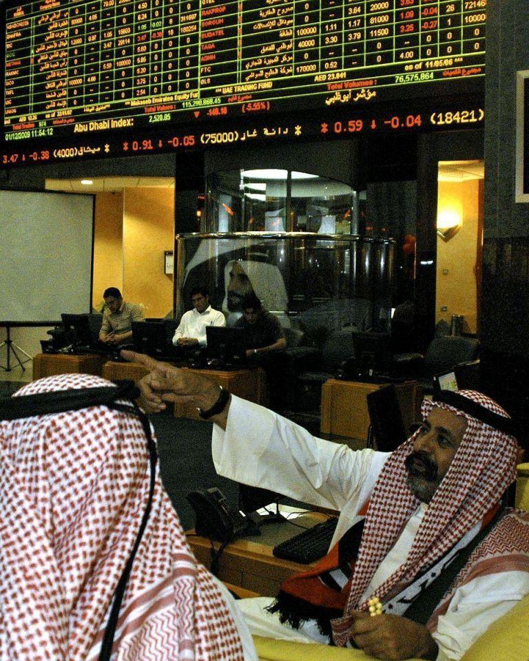 Property stocks weigh on Dubai, Abu Dhabi