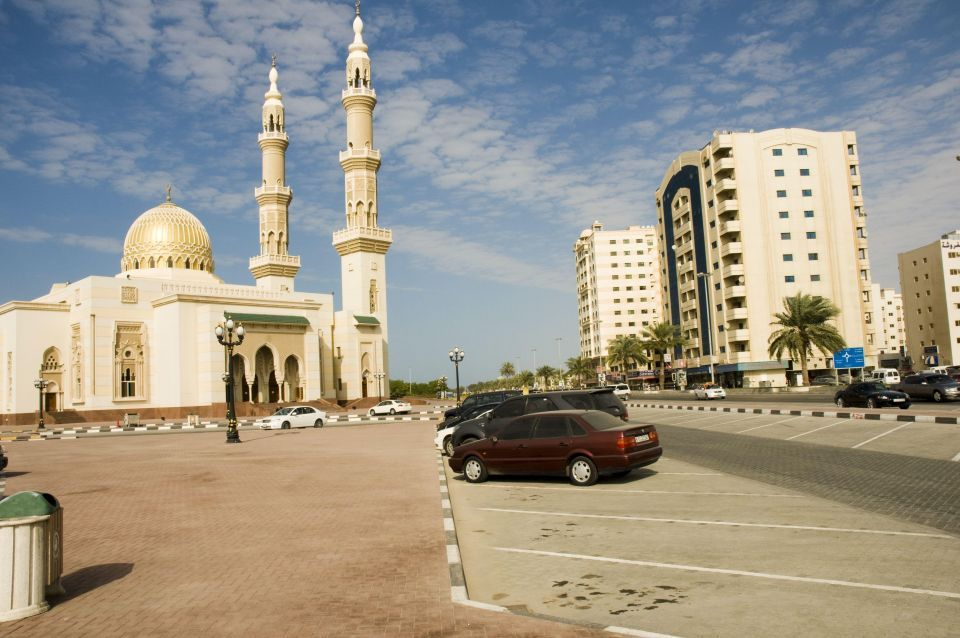 Ajman posts 19% jump in tourism revenue to $97.7m