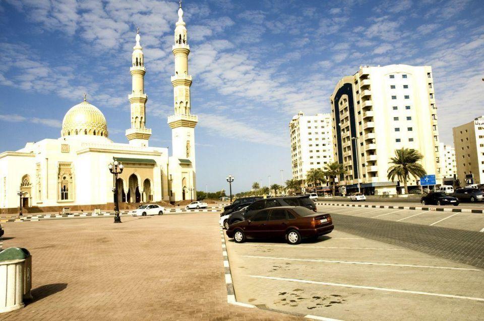 UAE National Day: northern lights