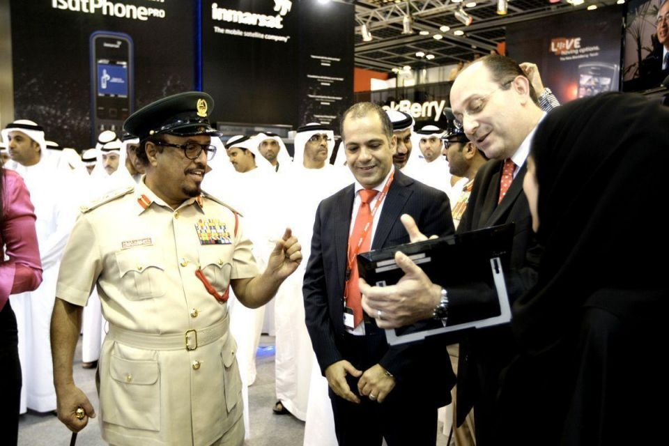 UPDATED: Gadgets unveiled on second day of Gitex 2010
