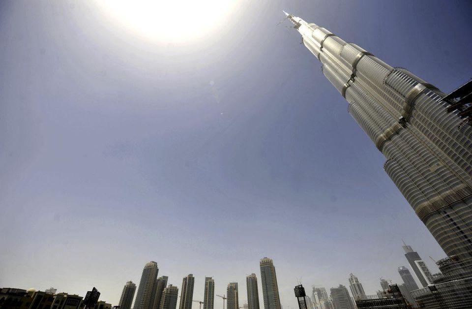 Euro debt crisis sees rich set up base in UAE