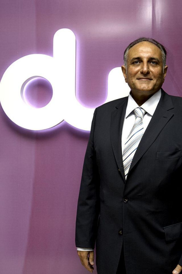 Du CEO eyes equal market share with Etisalat