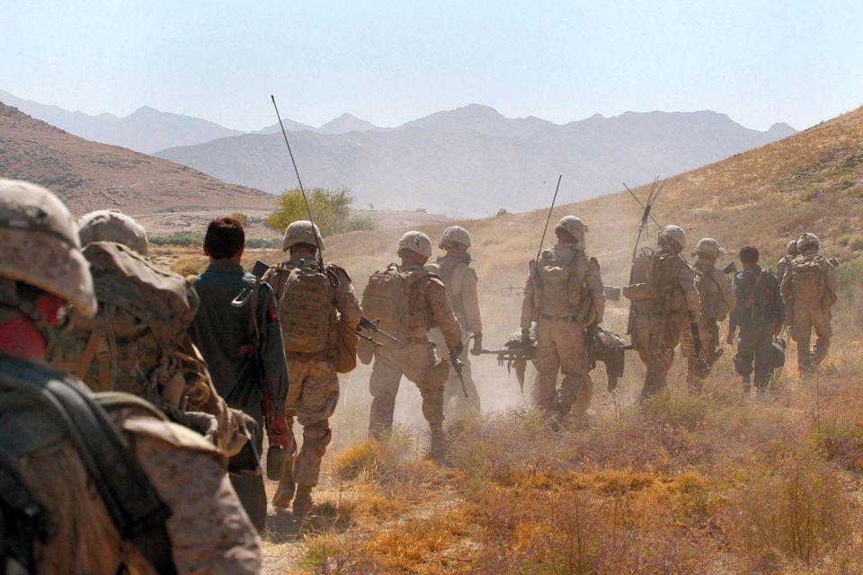 Afghanistan: light at the end of the tunnel?