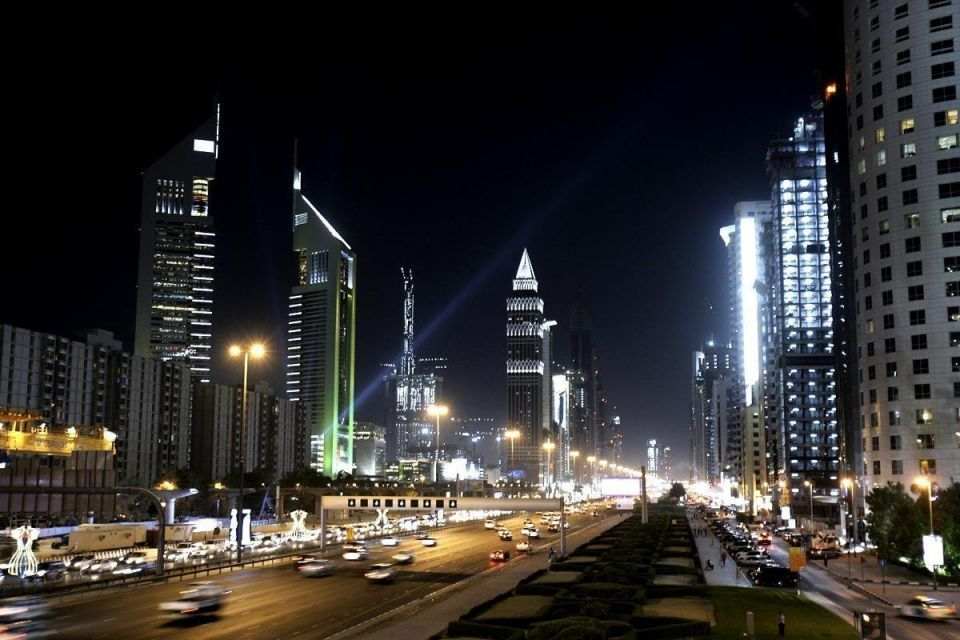 Dubai overall debt at least $129.3bn, Credit Suisse says
