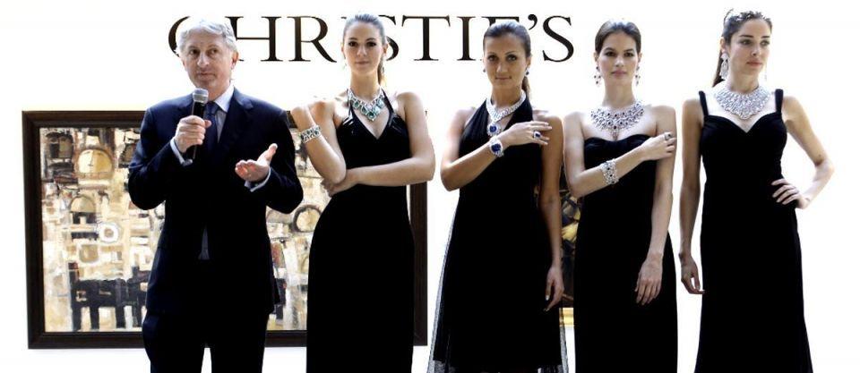 Christie's racks up $10.8m in MidEast sales in H1