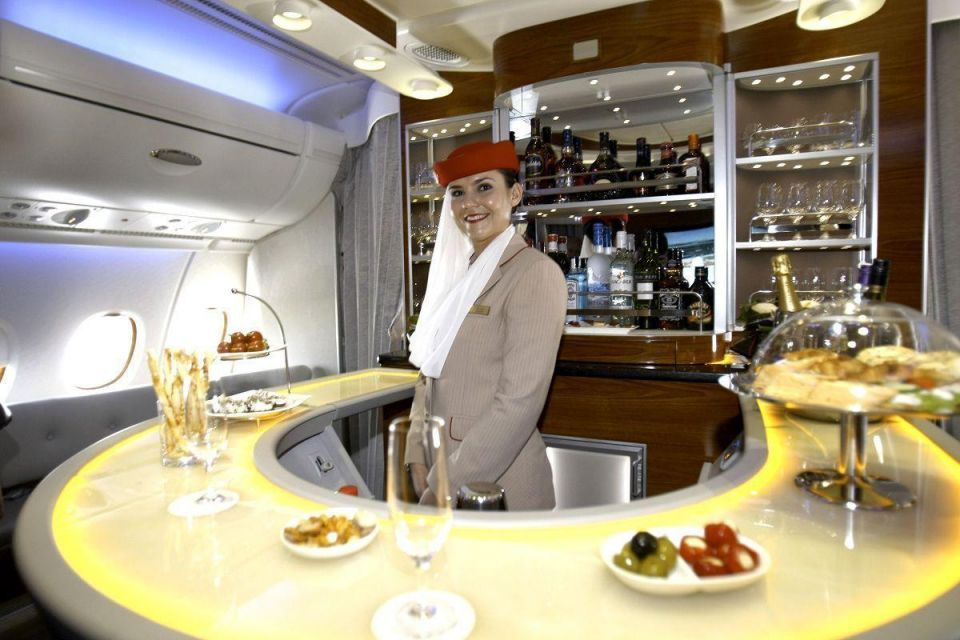 Emirates to launch A380 to Rome in December
