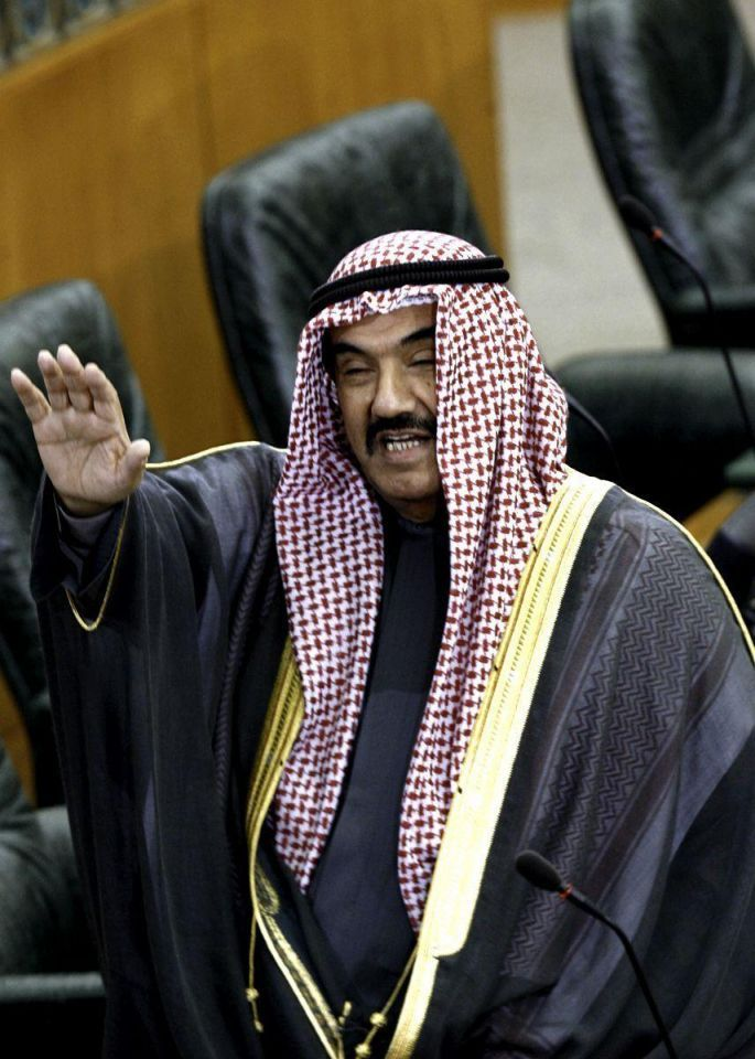 Kuwait prosecutor orders former PM investigated