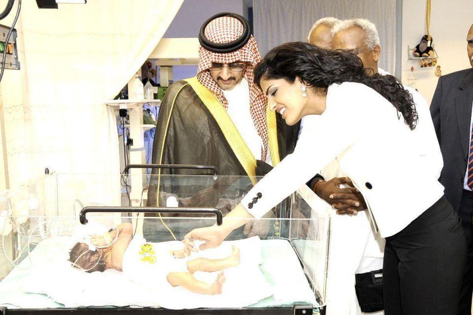 Exclusive pictures of HH Princess Ameerah Al Taweel