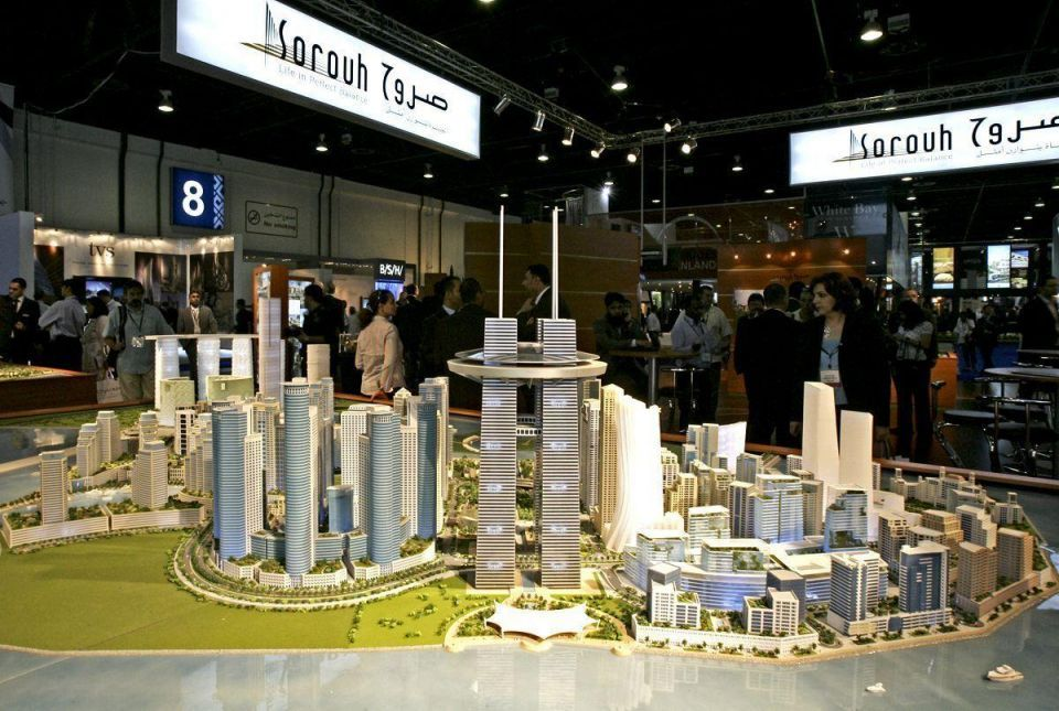 UAE's Sorouh to deliver 2,500 homes by 2012
