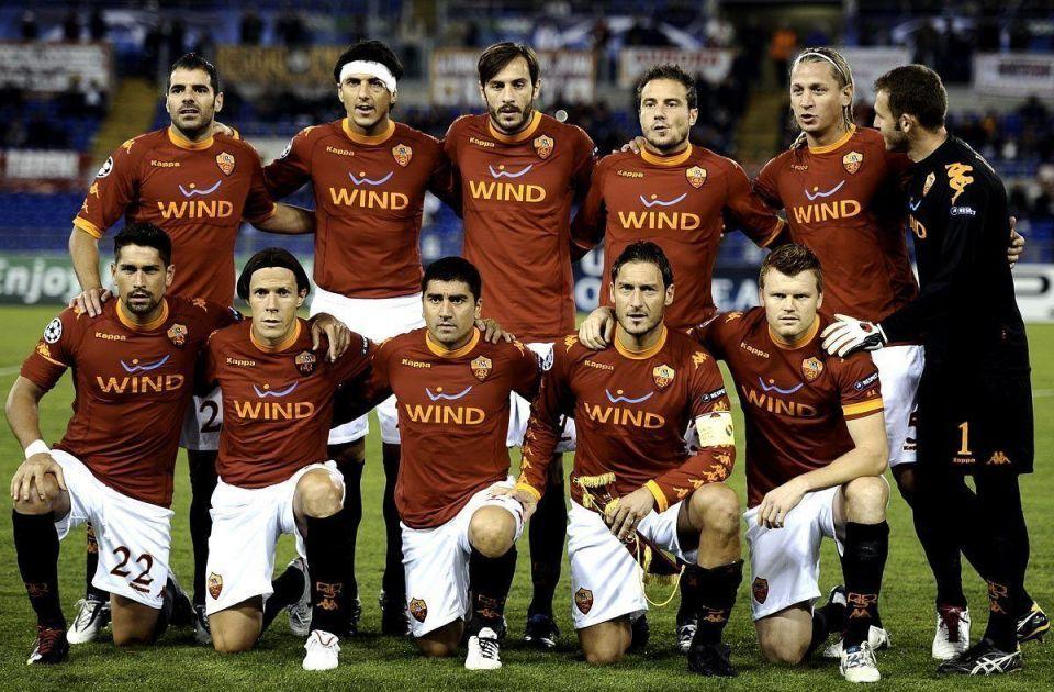 Abu Dhabi's Aabar bids for Roma football club