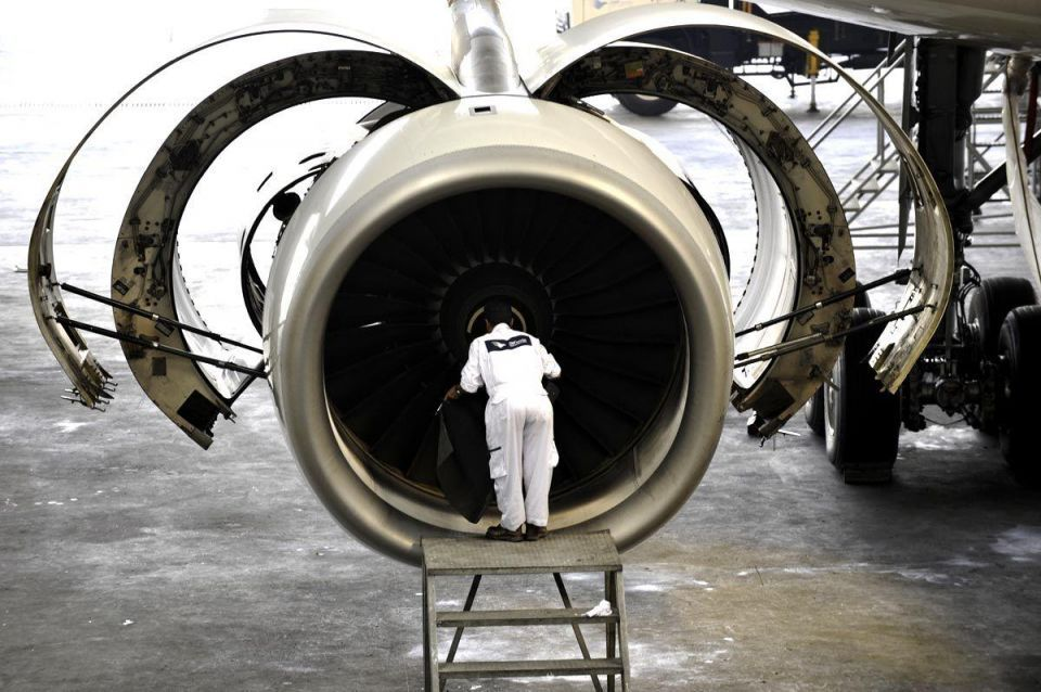 Rolls-Royce reports $500m Saudi Airlines order
