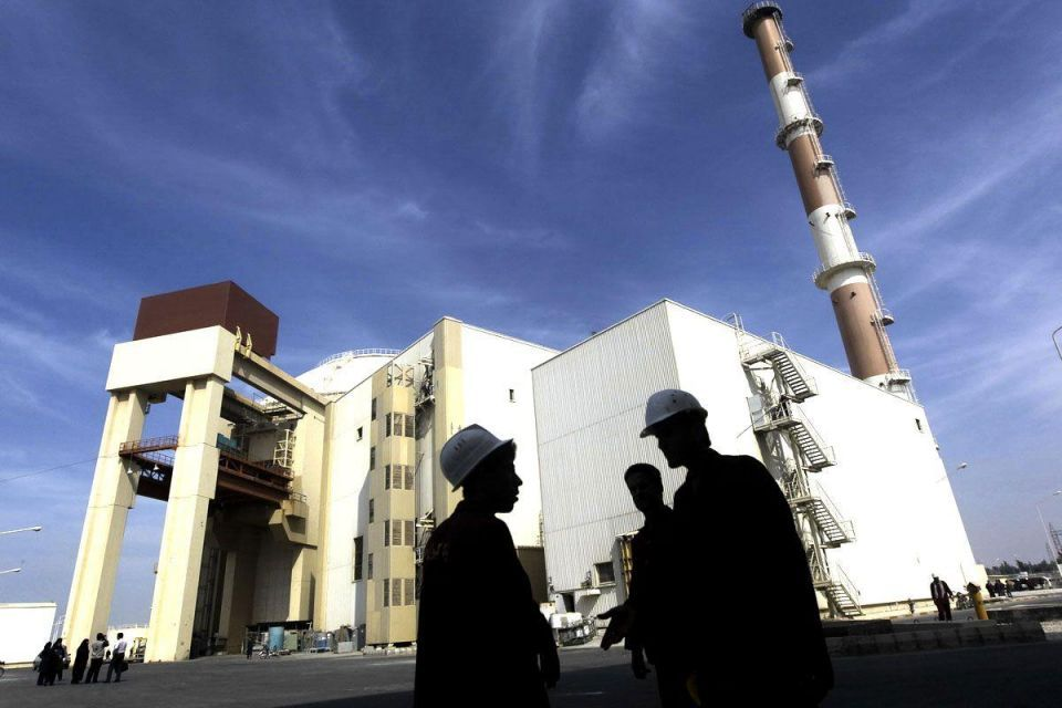 Gulf states voice concern over Iran's nuclear plans