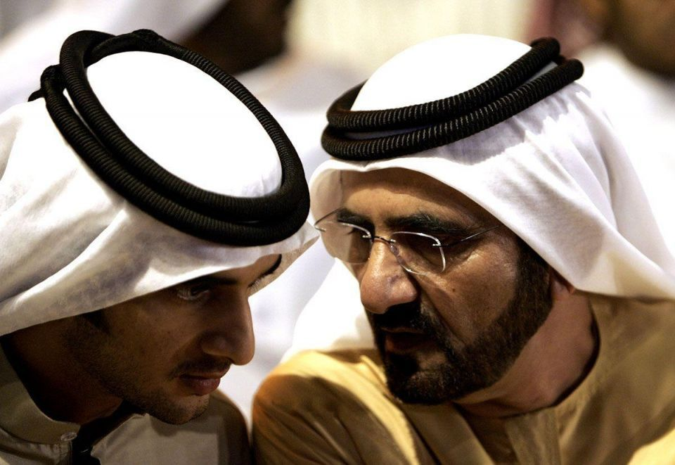 Dubai's ruler appoints son as chairman of DIFC