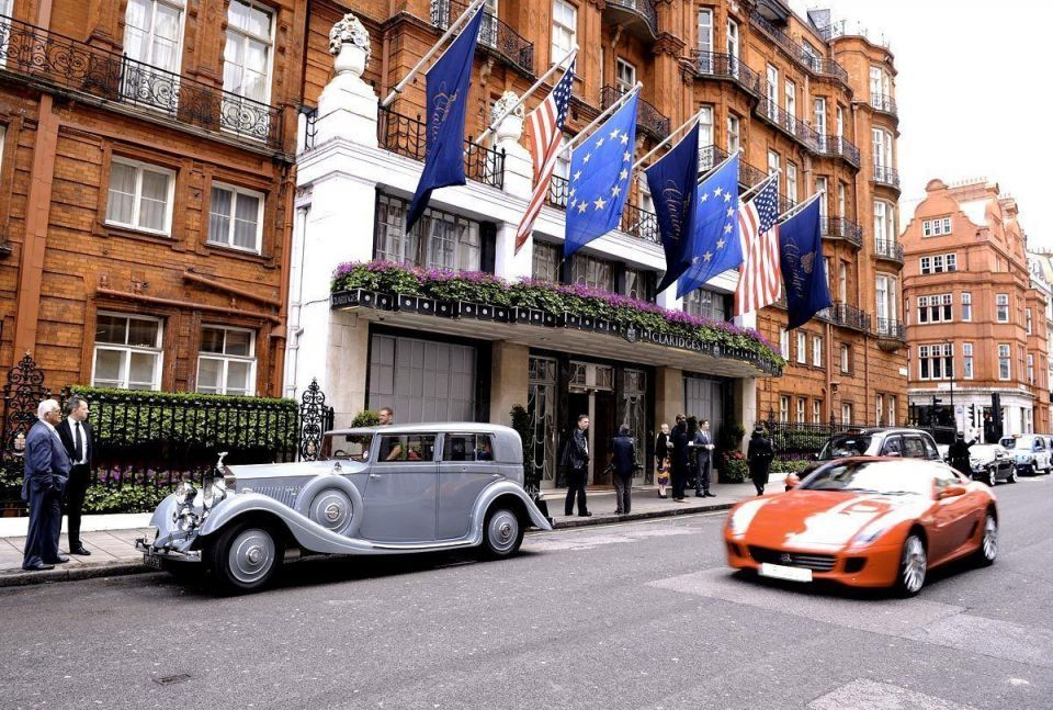Qatar buys majority stake in three luxury London hotels