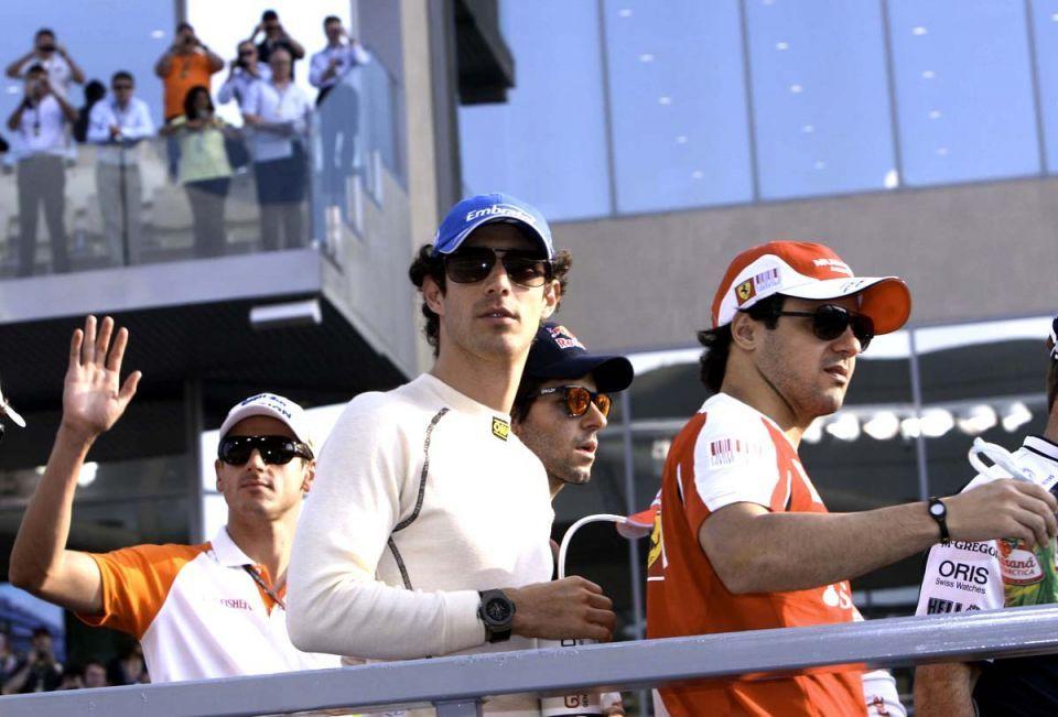 Best of Abu Dhabi Grand Prix