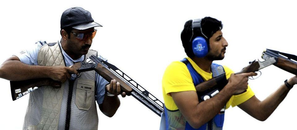 UAE shooter wins silver medal at 16th Asian Games