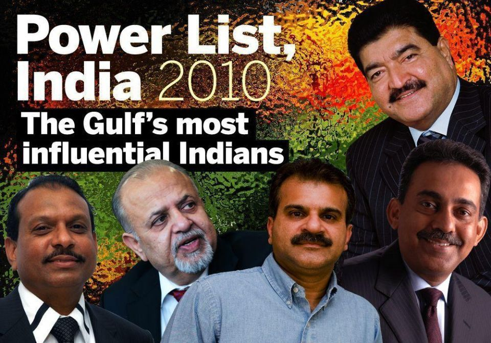 Yusuff Ali tops inaugural Indian Power List