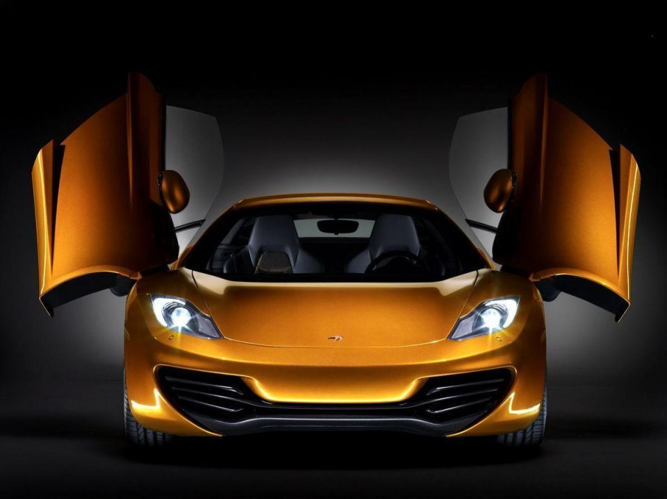 MidEast buyers targeted by McLaren unit