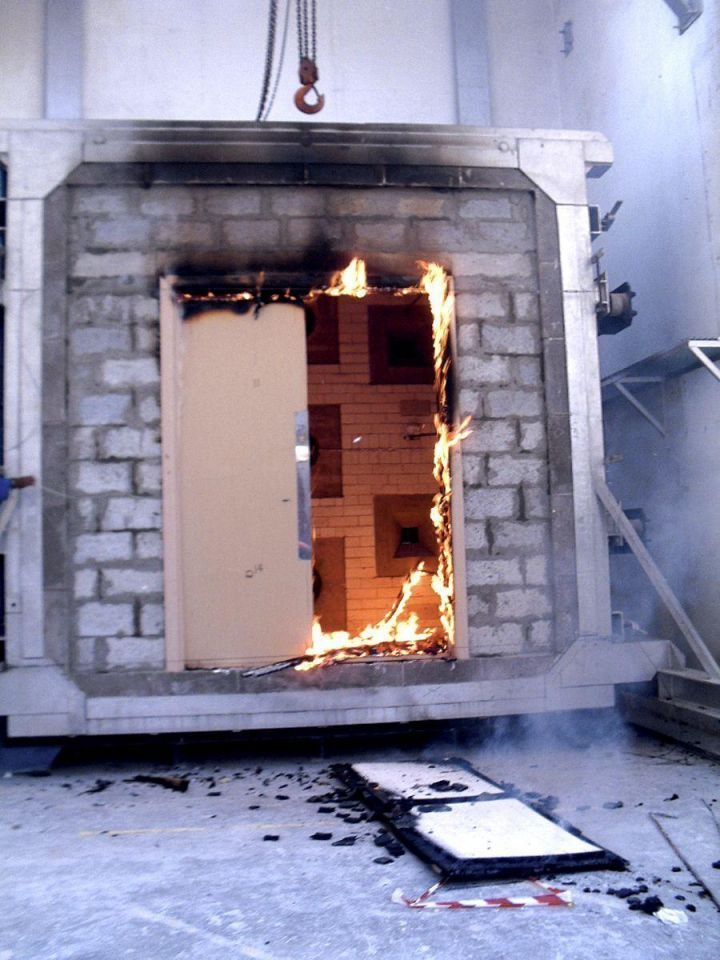 Fire protection a hot topic