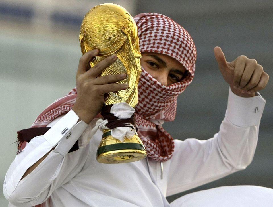 Qatar bets on future as sports Makkah