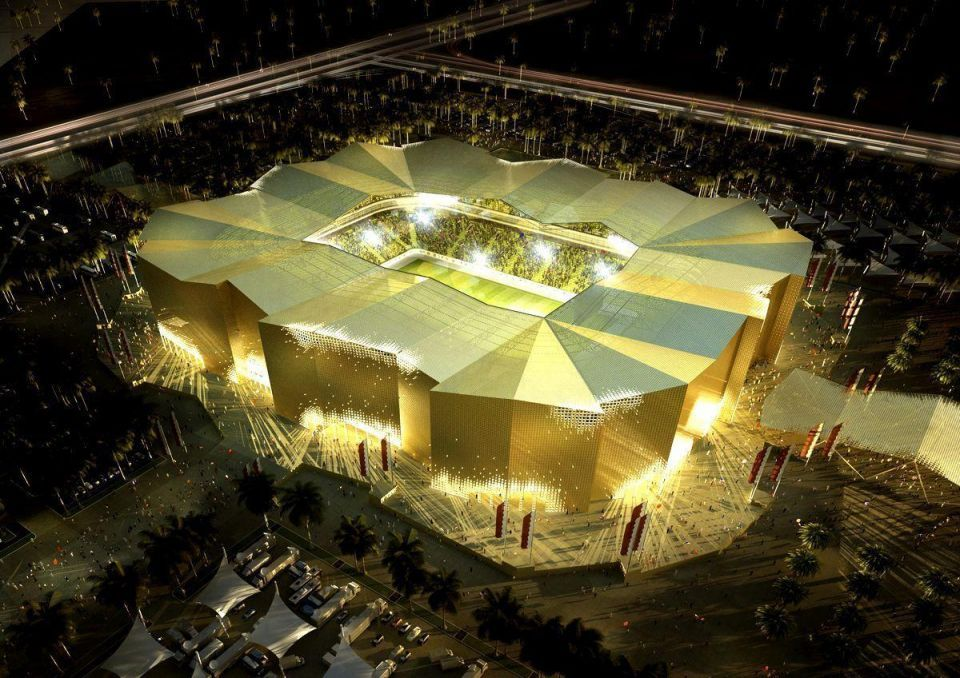 Qatar 2022 World Cup spending to hit $115bn