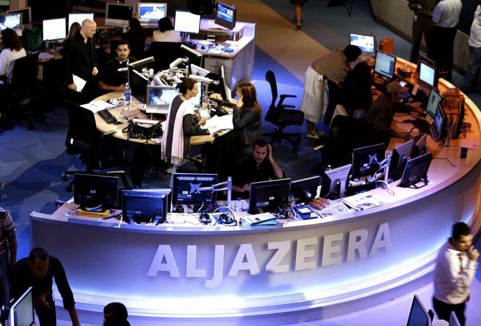 Al Jazeera TV says signal jammed in Middle East