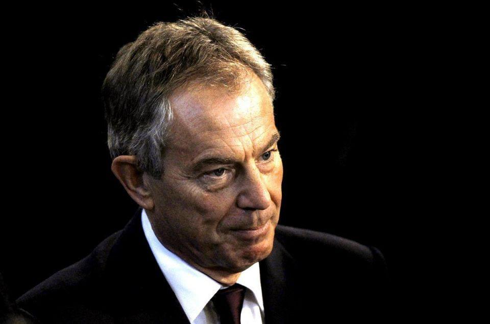 Former British PM Blair hails Oman ambition