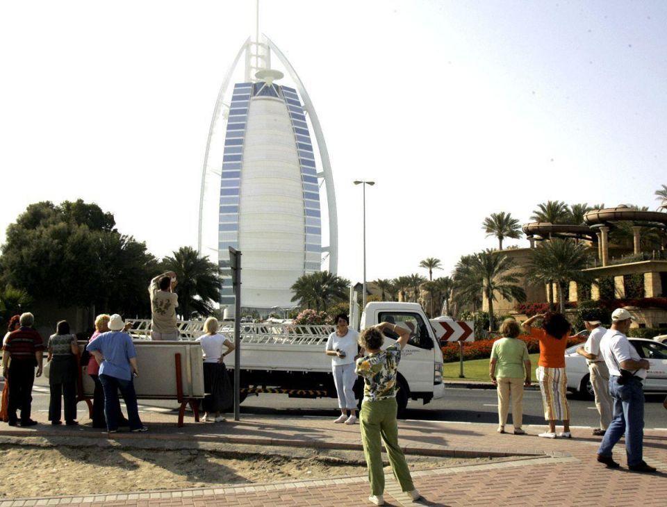 UAE, Saudi among world's top tourist hotspots to 2015