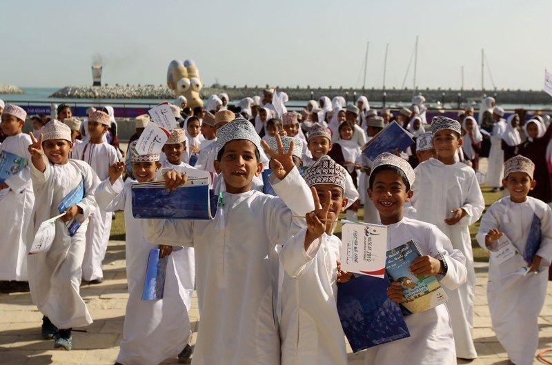 Muscat hosts 2nd Asian Beach Games