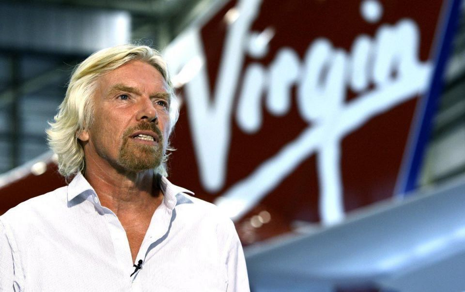 Abu Dhabi-backed Virgin Galactic aims to start passenger flights by 2014
