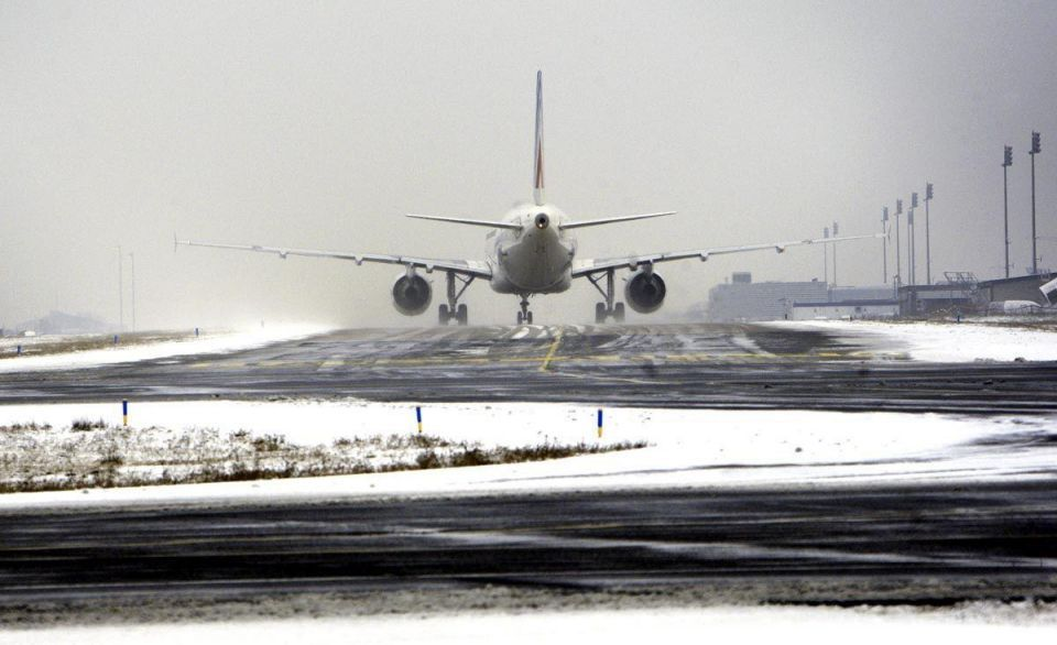 Emirates lashes out at UK airports body amid winter chaos
