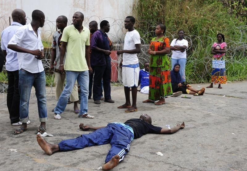 Tensions continue to mount in Ivory Coast