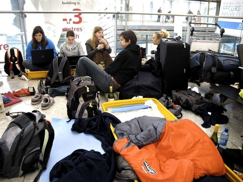 Passenger woes continue across Europe