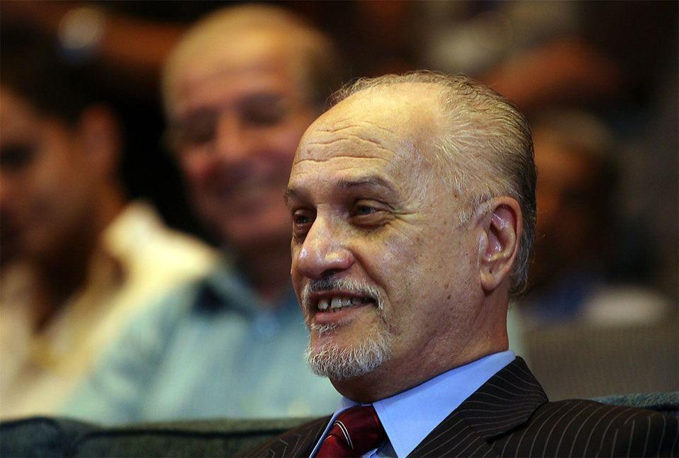Familiar faces guide Iraq's oil plans