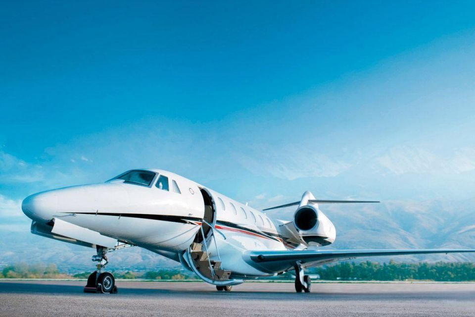 UK private jet firm expands to Saudi Arabia