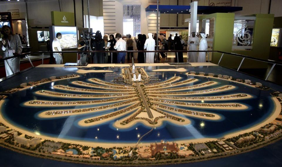Indebted Nakheel halts property sales in Dubai