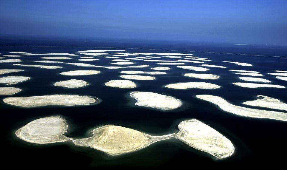 Two more islands for sale on Nakheel's 'The World'