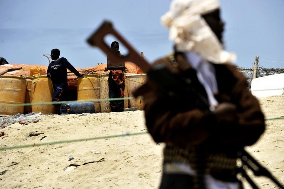 Pirate attacks a '365-day, 12-month' threat in Gulf