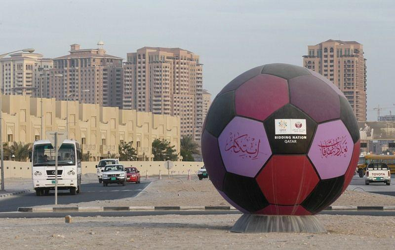 Qatar may be stripped of 2022 World Cup - report