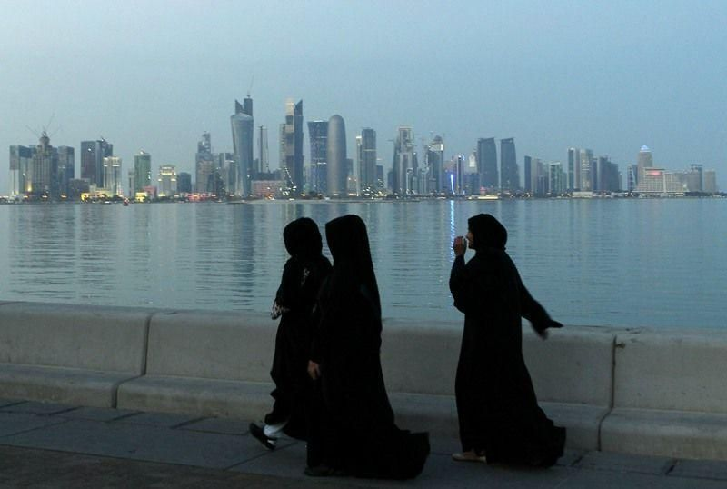 Qatar's population climbs 9% to 2.5 million