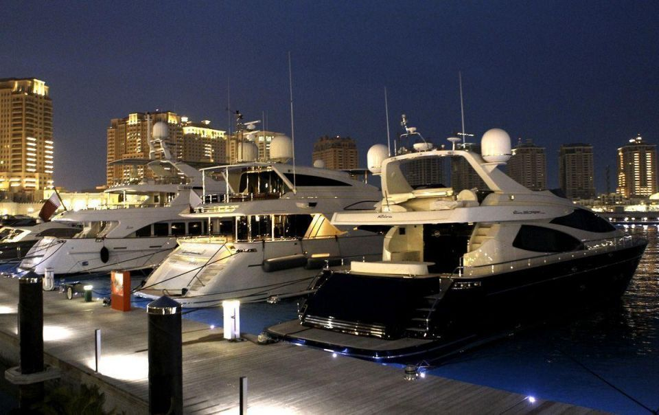 Wealthy Qatar set for slower growth in 2012