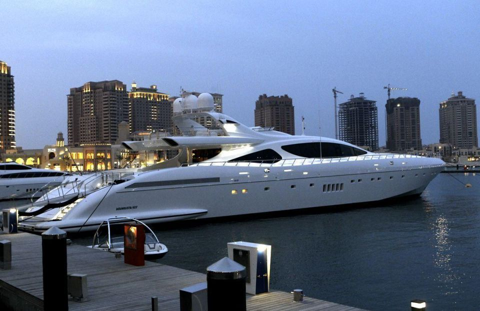 Superyacht owners trade up amid industry recovery