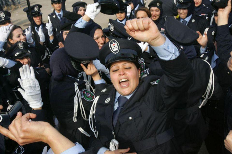 Class of 2011: Iraqi police cadets graduate