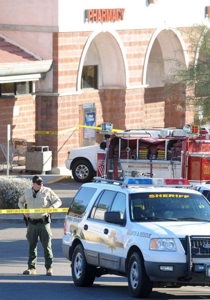 US congresswoman shot in Arizona