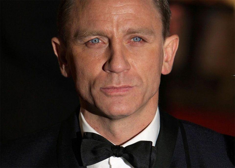James Bond to blast back into movie theatres