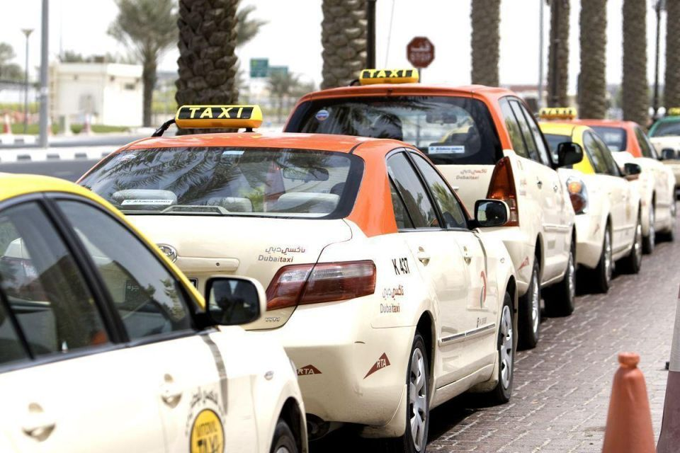 Dubai awards over $7m to Emirati taxi plate owners
