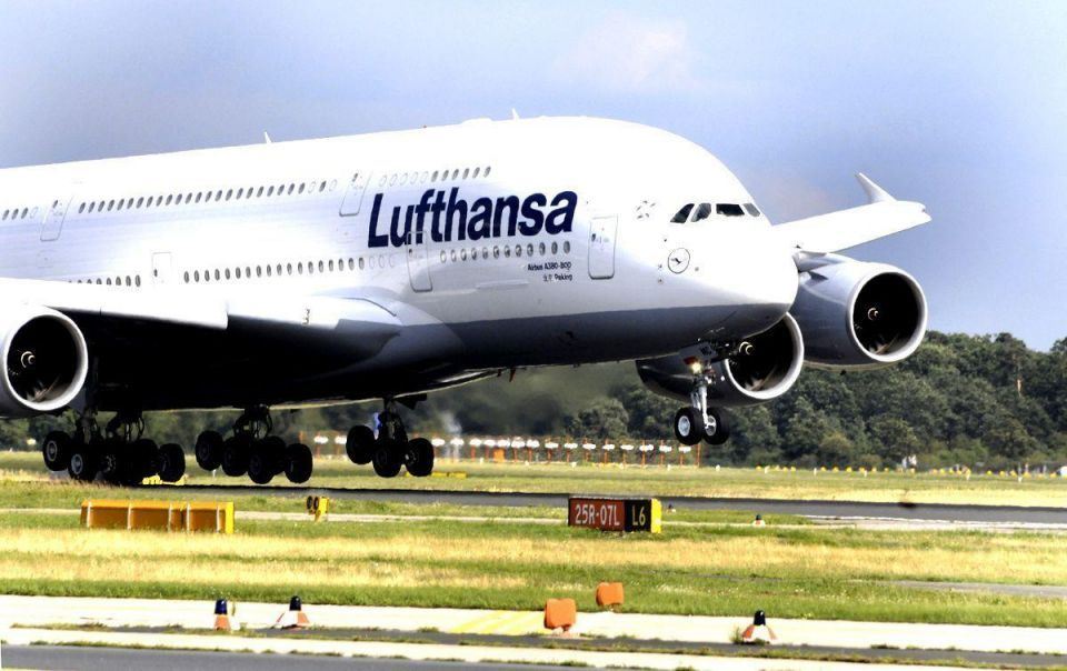 Lufthansa 'cautiously optimistic' on Middle East